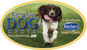 Fit & Fun Dog Month sponsored by Butchers Lean & Tasty